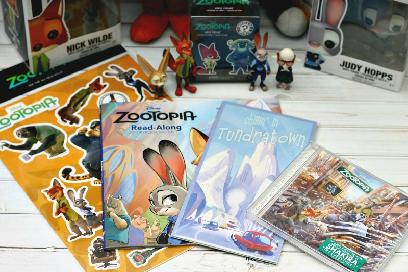 Wild About New Disney's Zootopia Product Line Music