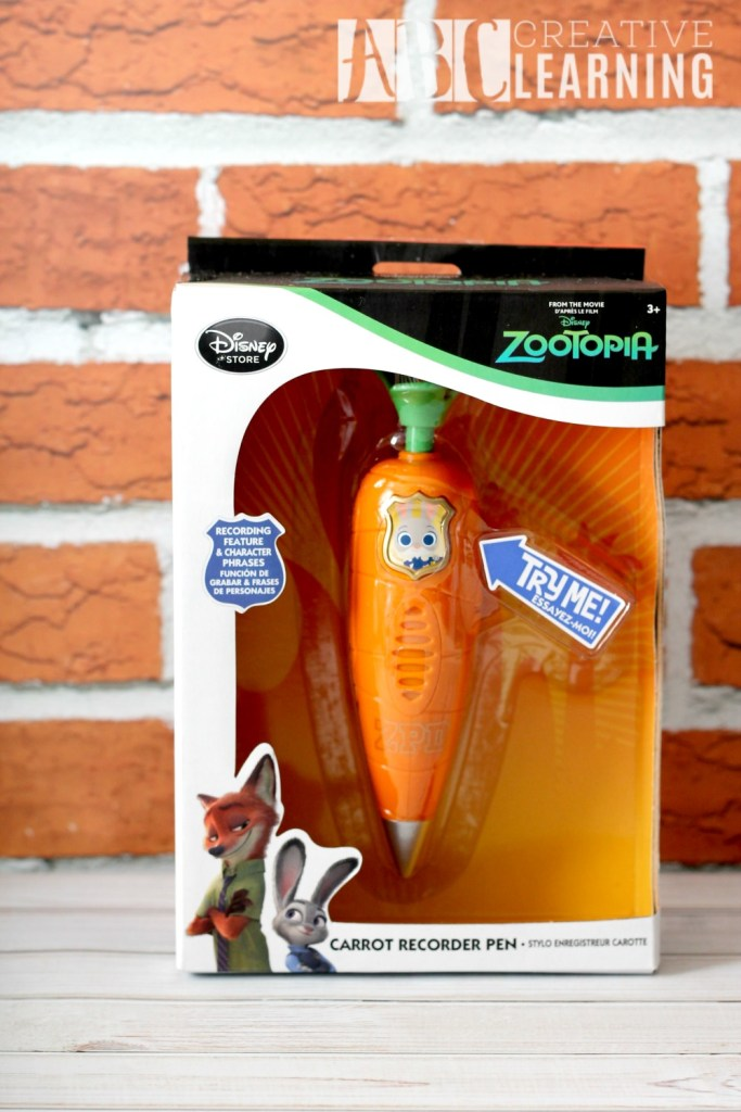 Wild About New Disney's Zootopia Product Line Pen