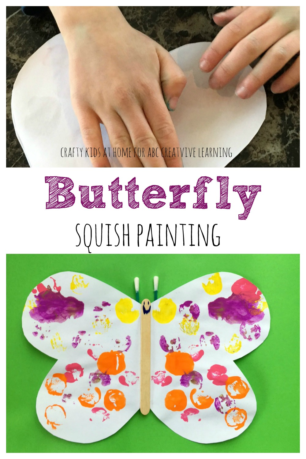 Butterfly squish painting 1000x1500