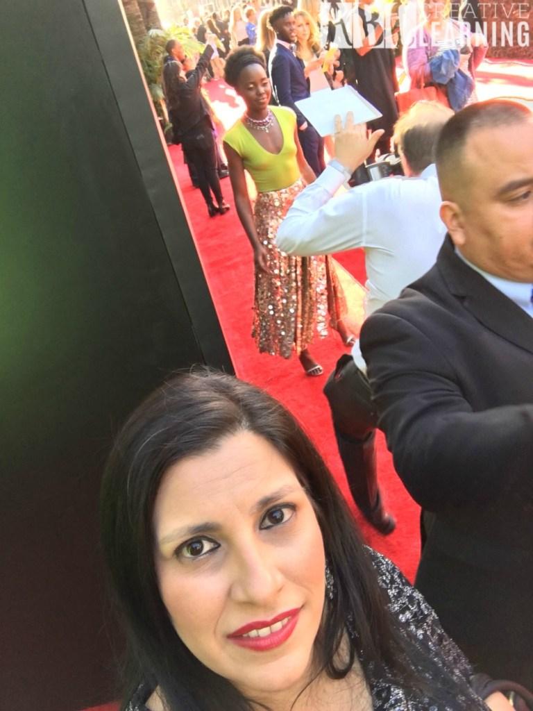 My #JungleBookEvent Red Carpet Movie Premier Experience Lupita