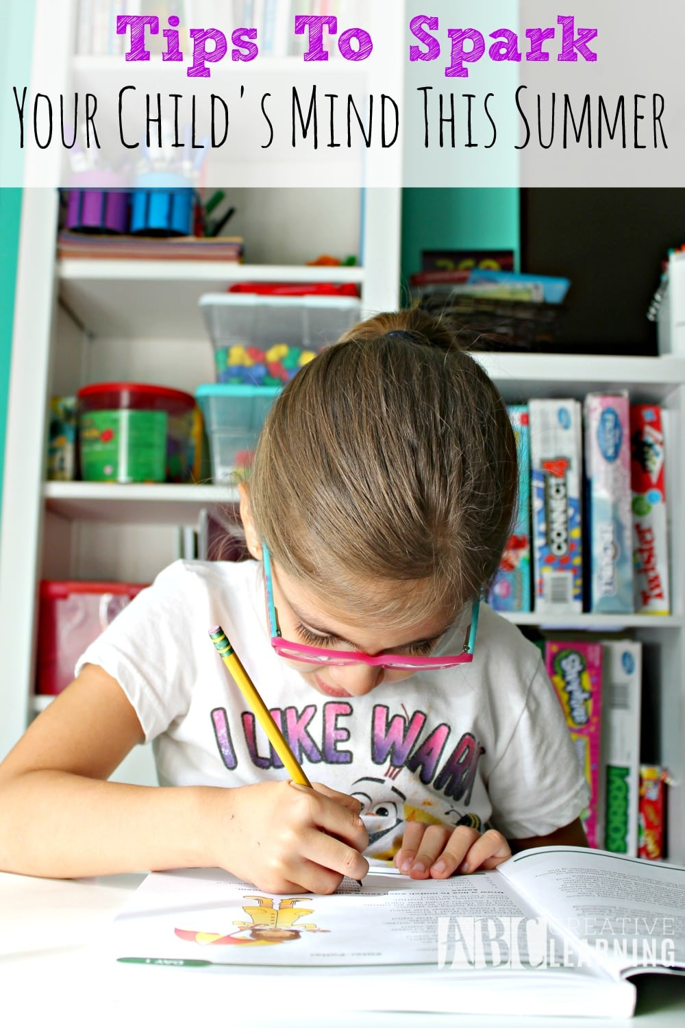 Tips To Spark Your Child's Mind This Summer