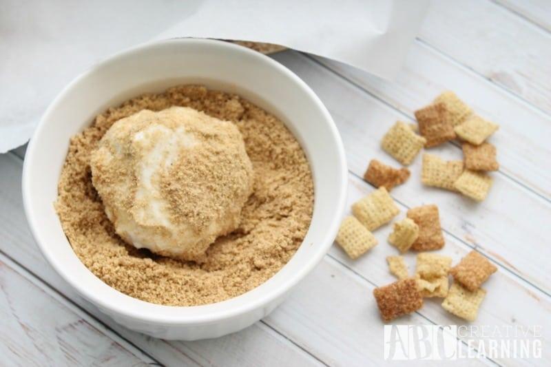 Gluten Free Fried Ice Cream Recipe IC
