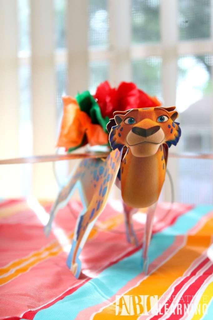 Disney's Elena of Avalor Royal Party Celebration Jax