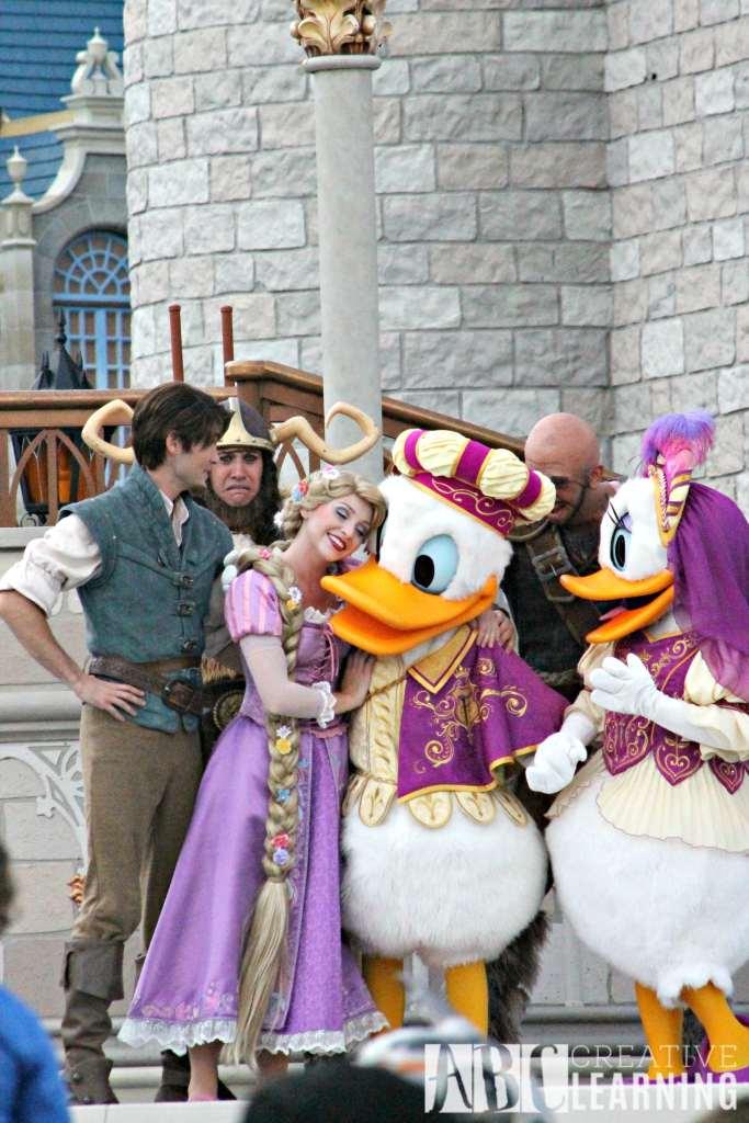 Top 4 New Attractions To Visit At Walt Disney World #AwakenSummer Daisy