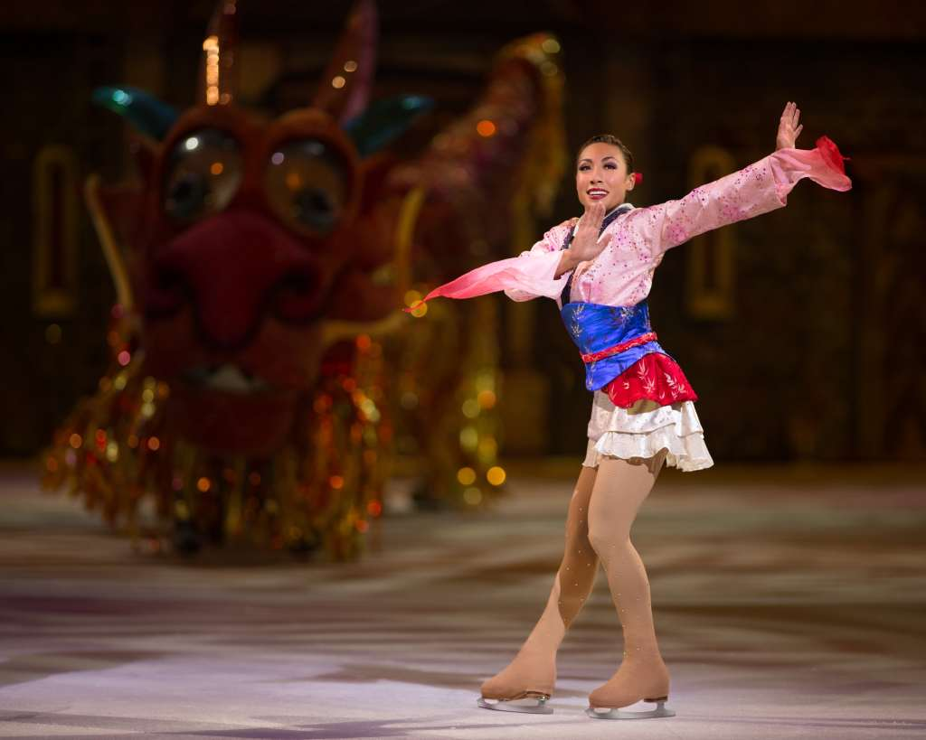 Disney On Ice Presents Follow Your Heart In Orlando + Giveaway