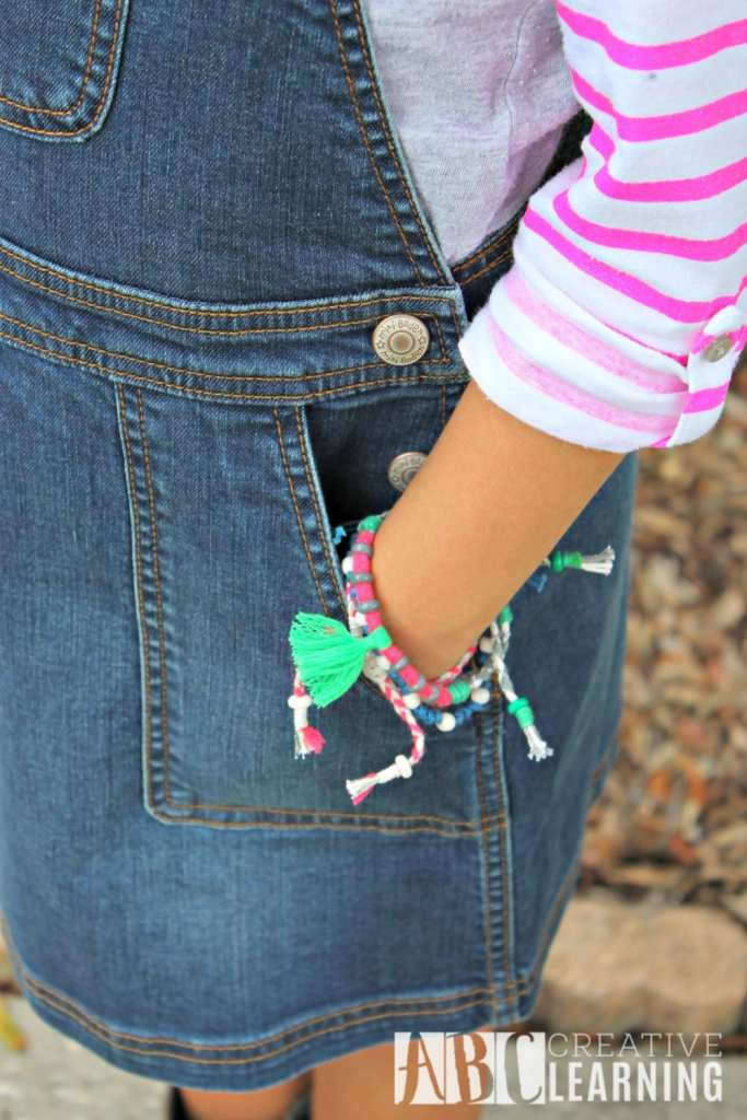 Expressing Personality Through Fashion For Back To School Jeans