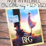 The BFG Now Available on Blu-Ray DVD