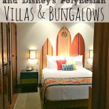 Moana Event and Disneys Polynesian Villas and Bungalows