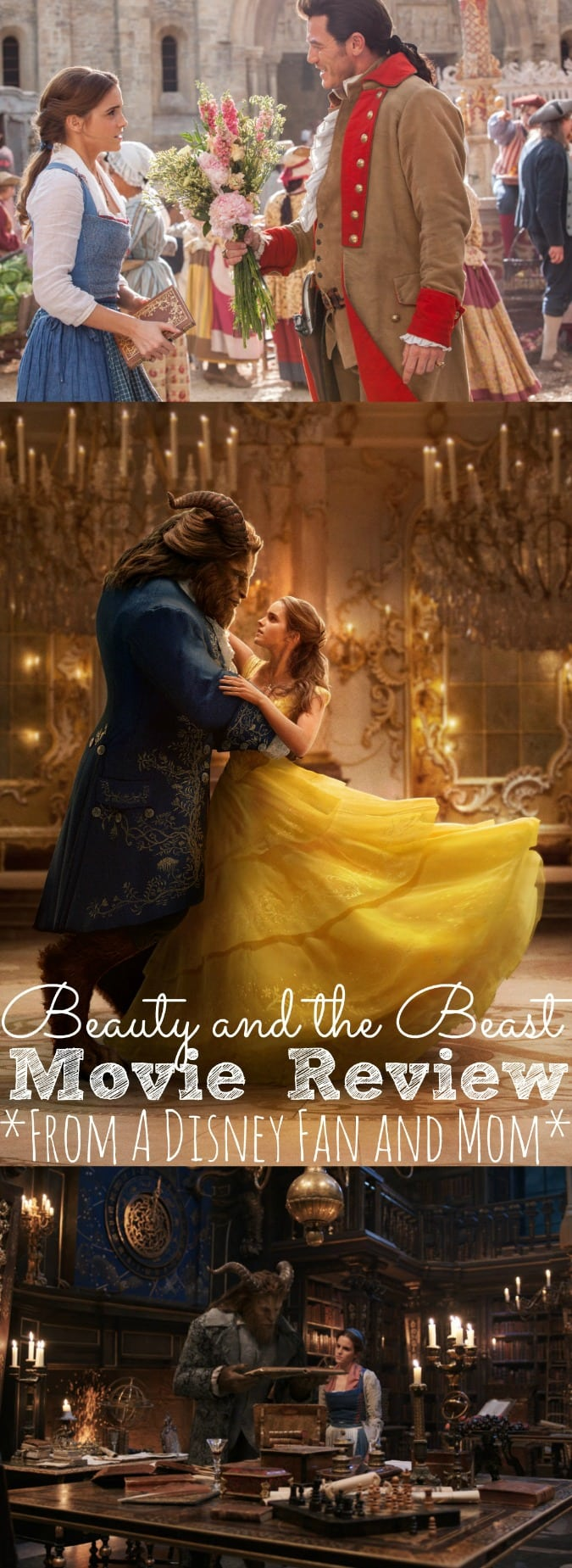 Beauty and the Beast Movie Review - A Parent's Guide - simplytodaylife.com