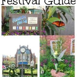 2017 Epcot International Flower and Garden Festival Guide