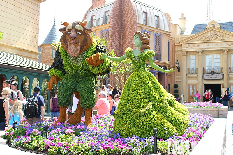 2017 Epcot International Flower and Garden Festival Guide #FreshEpcot