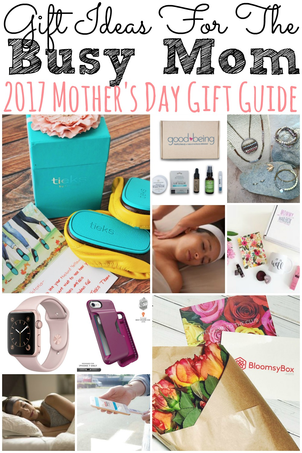 Mothers Day Gift Ideas For the Busy Mom