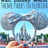 Family Friendly Guide To Walt Disney World Theme Parks in Florida