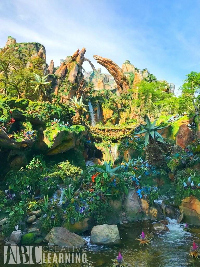 Pandora World of Avatar at Disney's Animal Kingdom | 5 Things To Experience #VisitPandora