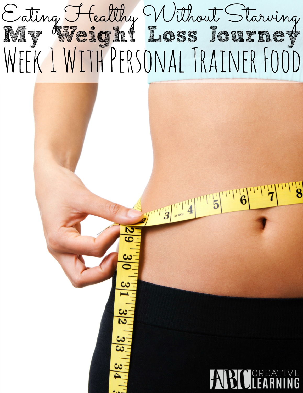Eating Healthy Without Starving | My Weight Loss Journey Week 1