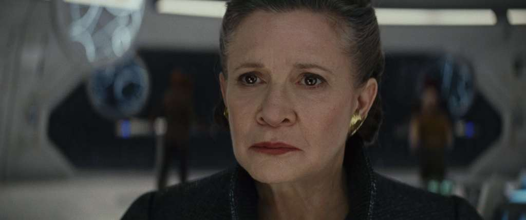Emotions Watching My Daughter Watch The Star Wars: The Last Jedi Trailer Leia