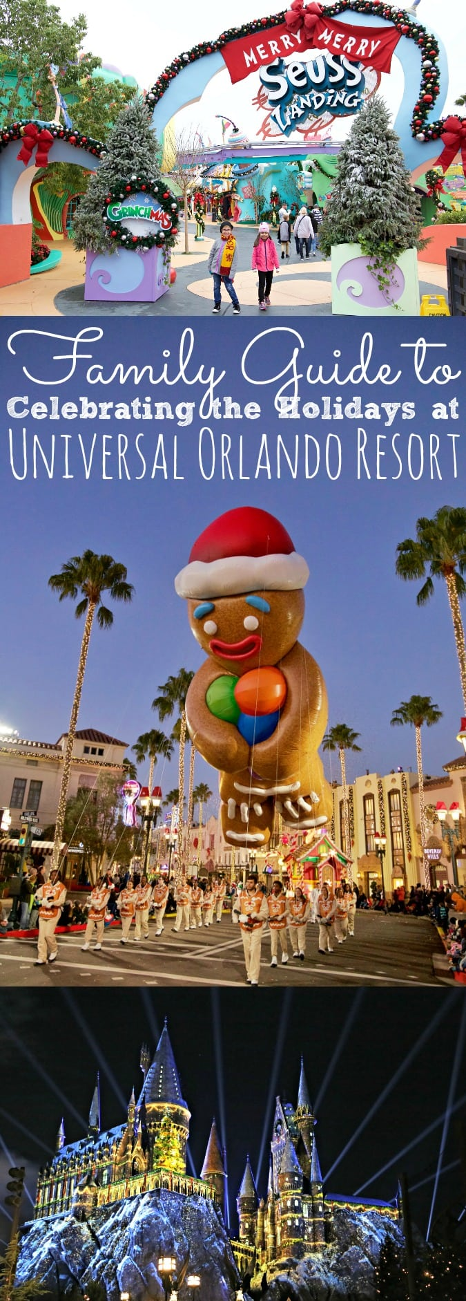 Family Guide To Celebrating the Holidays at Universal Orlando Resort - simplytodaylife.com
