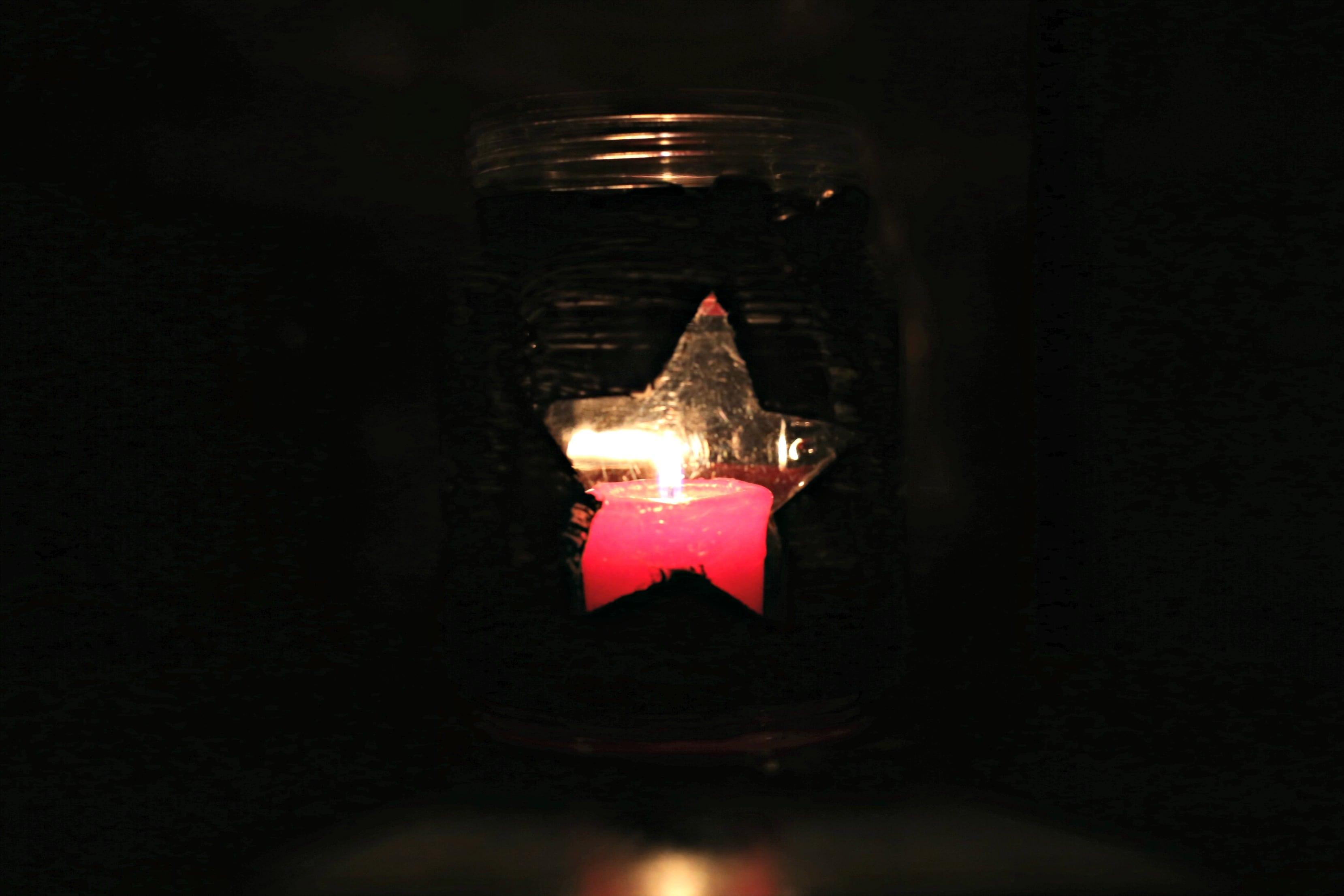 The Star Movie Mason Jar Craft - simplytodaylife.com