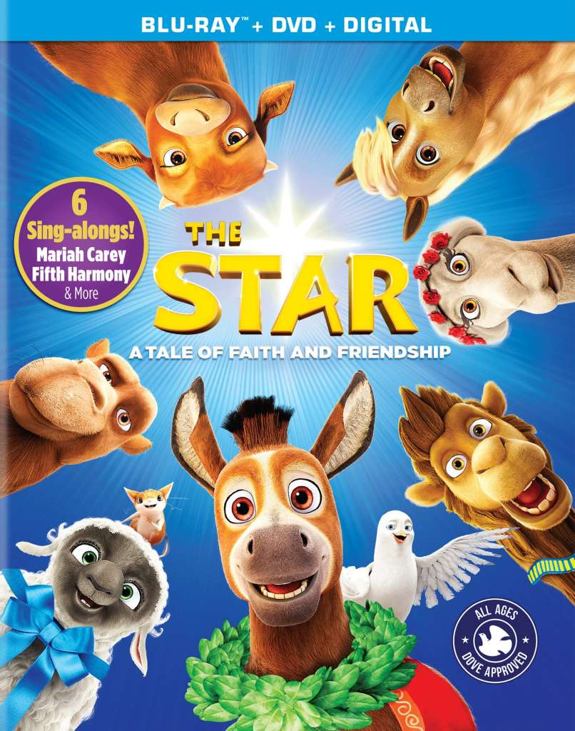 The Star Movie Now On Blu-Ray and DVD - simplytodaylife.com