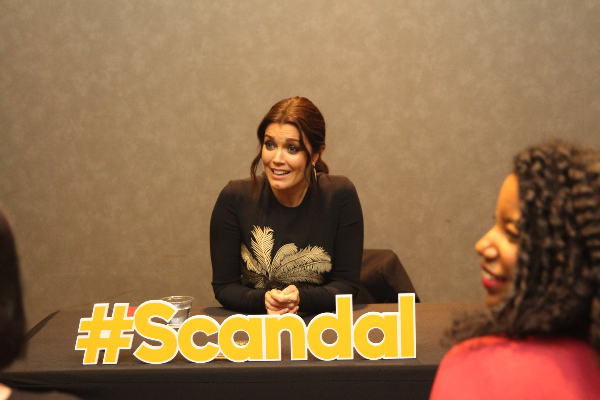 Bellamy Young Interview - A Wrinkle In Time and Scandal Crossover