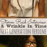 Storm Reid Interview A Wrinkle In Time