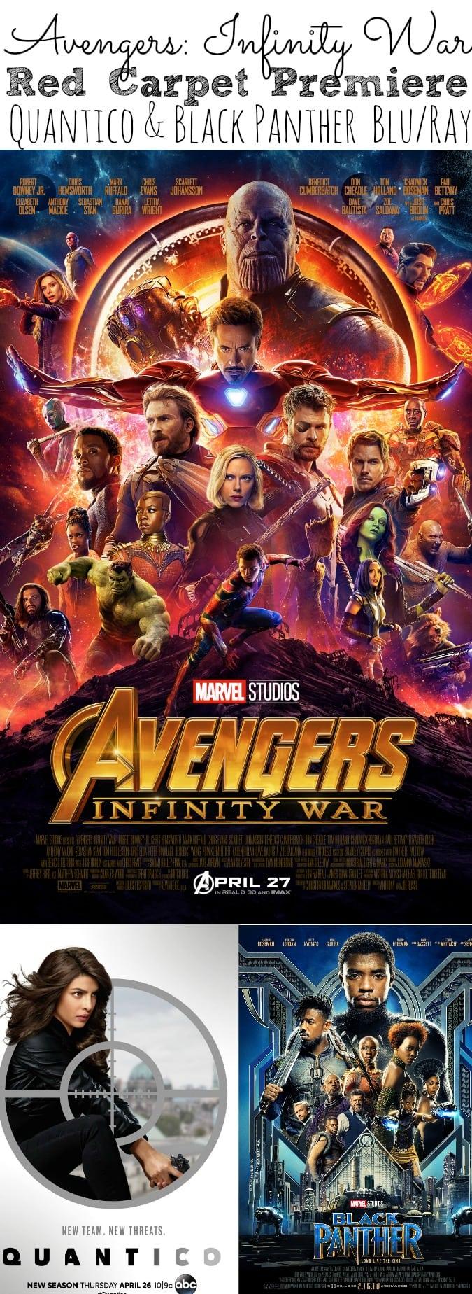 Avengers Infinity War Event