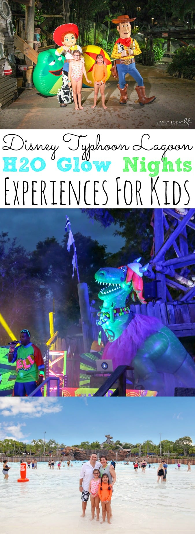 Best Disney Typhoon Lagoon H2O Glow Nights For Kids