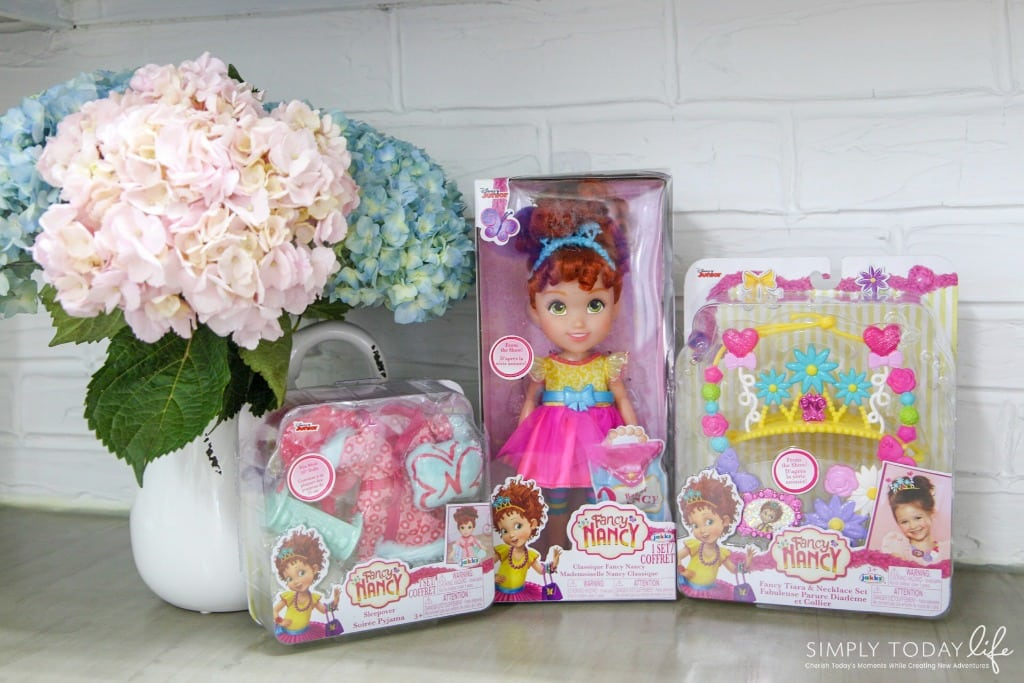 Disney's Fancy Nancy Toys by Jakks Pacific Toys