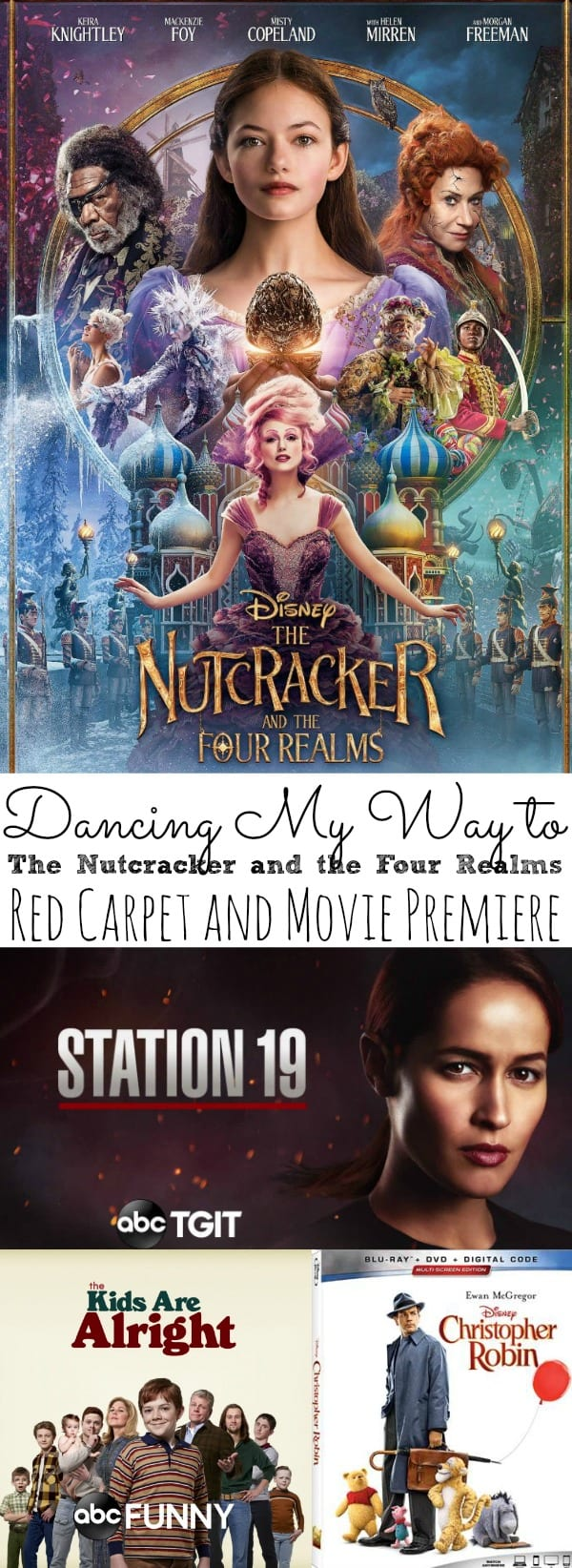 Details of the Nutcracker and the Four Realms Event