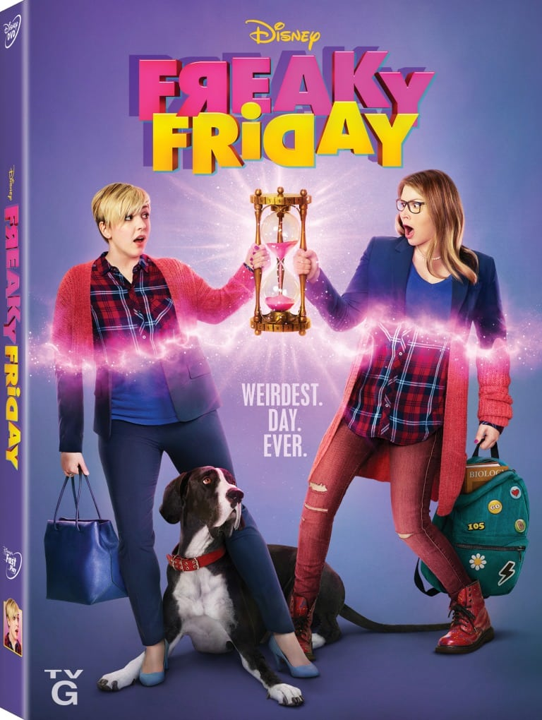 Freaky Friday: A New Musical Now On DVD