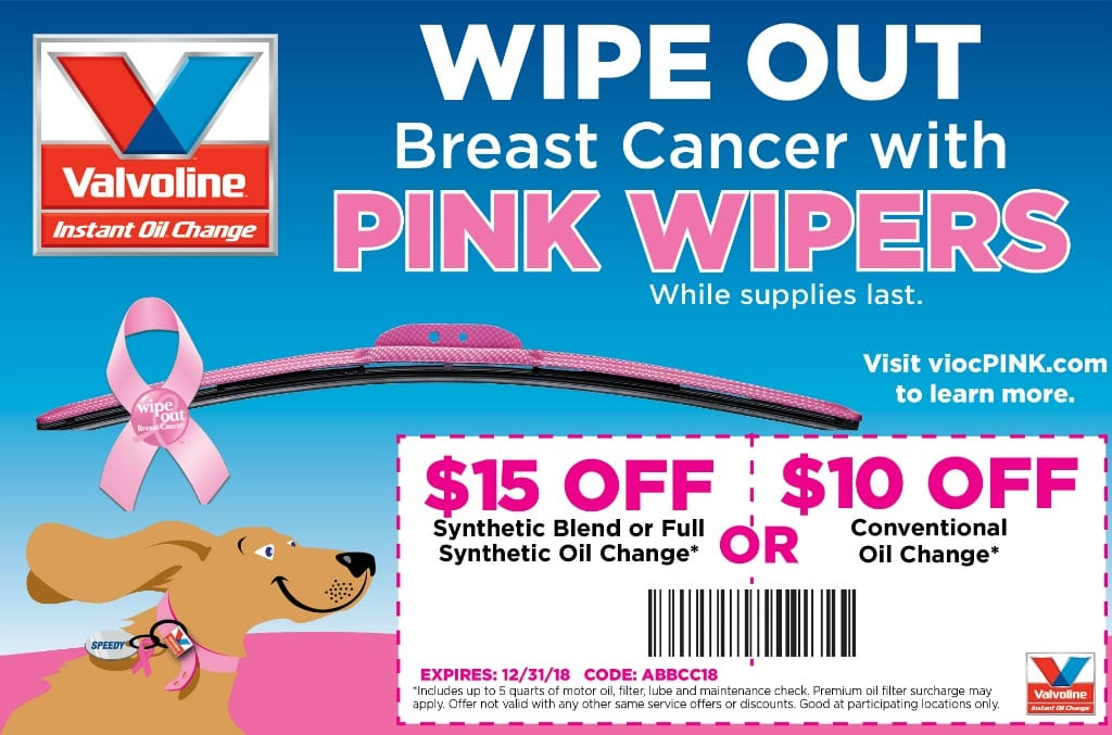 Wipe Out Breast Cancer with Pink Wipers