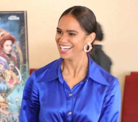 Misty Copeland Interview Disney's The Nutcracker and the Four Realms