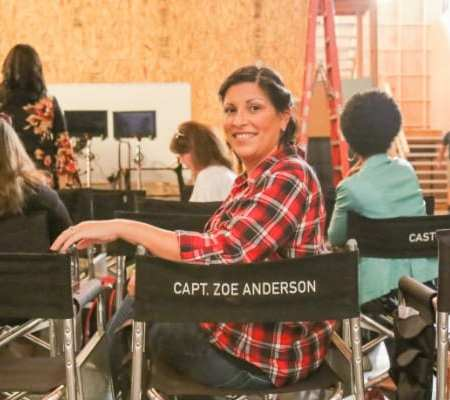 Set Visit The Rookie Plus Behind The Scenes With The Cast