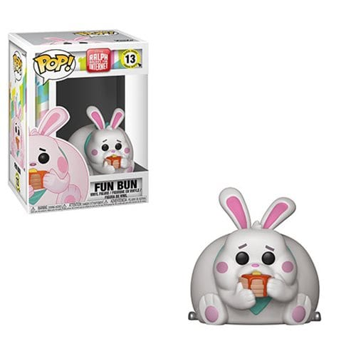 Wreck-It Ralph 2 Fun Bun Pop! Vinyl Figure #13