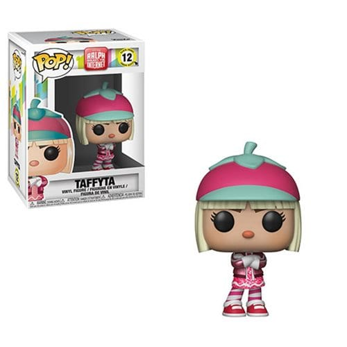 Wreck-It Ralph 2 Taffyta Pop! Vinyl Figure #12
