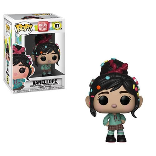 Wreck-It Ralph 2 Vanellope Pop! Vinyl Figure #07