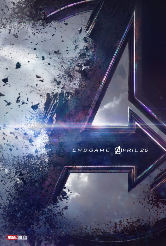April 26, 2019 – AVENGERS- ENDGAME (Marvel Studios)