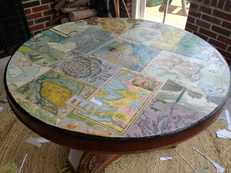 Modge podge maps on wall full hd pictures 4k ultra full wallpapers projects also world vintage map diy decoupage mod podge wall decor projects also world maps for decoration pictures world turn maps into canvas wall art gumiabroncs Gallery