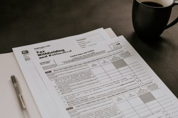 flat rate scheme forms