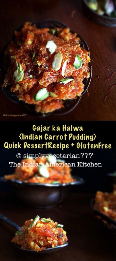 Gajar ka Halwa (carrot pudding), a super yum and super quick method