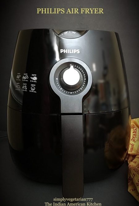 Philips Air Fryer Salted Nuts