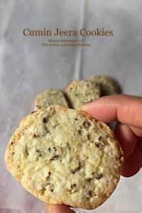 Cumin/Jeera Cookies