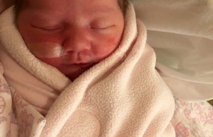 Natalie's Birth Story: Successfully Induced VBAC