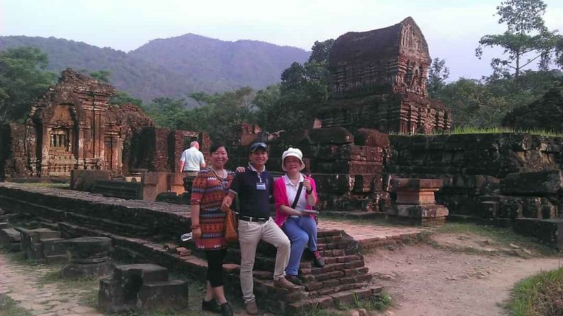 My Son holy land and Cam Thanh eco village (3)