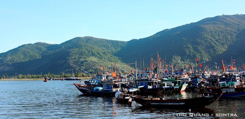 Tho Quang fishing village and painting tour (7)