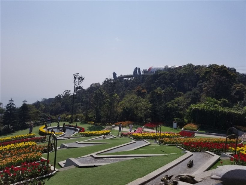 Ba Na Hills and Golden Bridge Tour (7)