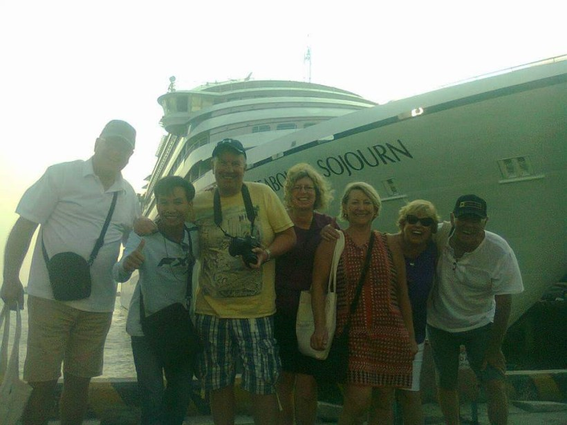 Bana Hills and Golden Bridge Shore Excursion Private Tour (8)