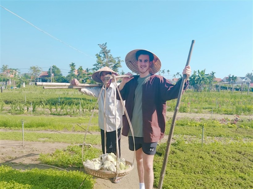 Farming, Fishing Life And Hoi An Local Food Shore Excursion Private Tour (4)