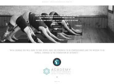 Academy for Yoga Training