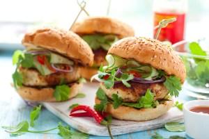 healthy burgers